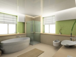 Peinture de salle de bains : Faites les bons choix !