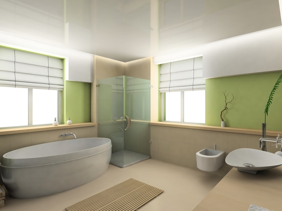 Peinture de salle de bains faites les bons choix for Deco peinture salle de bain