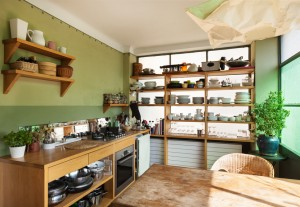 petite cuisine aménagée