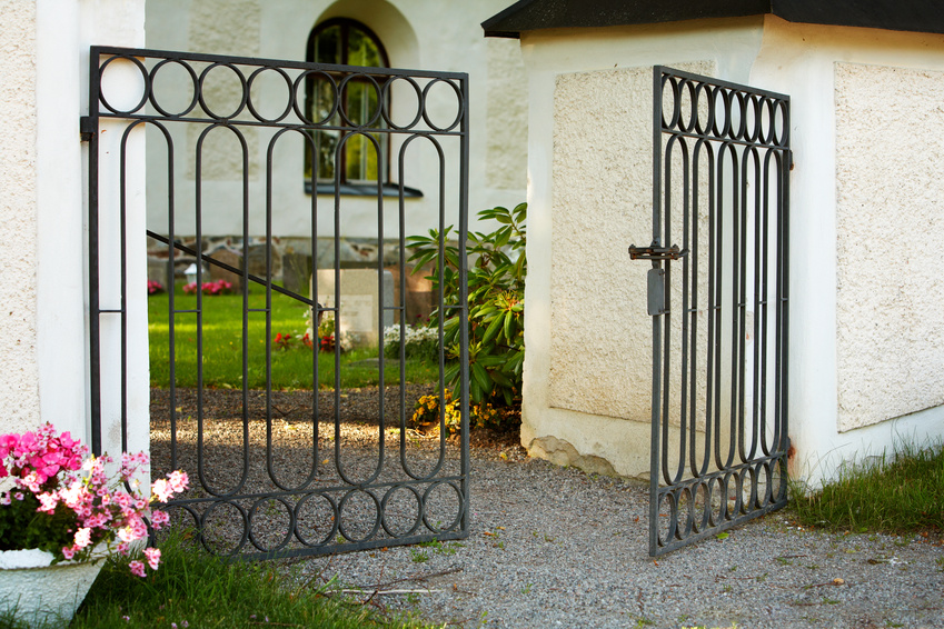 portail maison