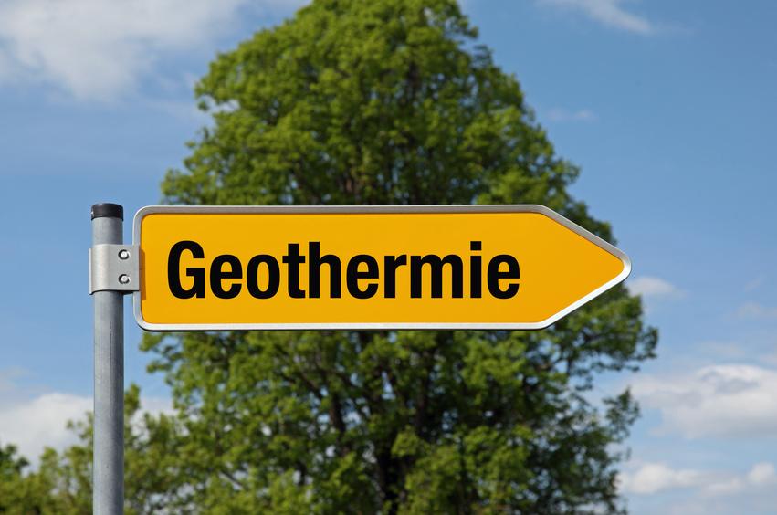 panneau géothermie