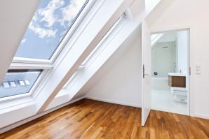 Plus de lumière avec des fenêtres de toit