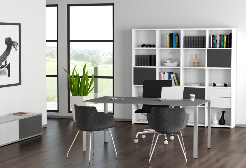Am nager un bureau la maison blog - Idee amenagement bureau professionnel ...
