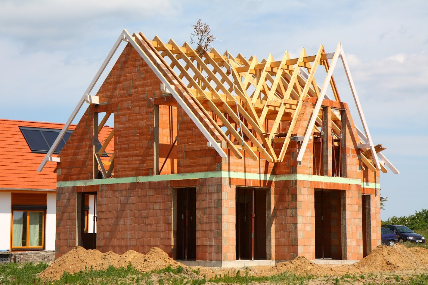 une maison sponsoris e pour r duire le budget de construction blog. Black Bedroom Furniture Sets. Home Design Ideas