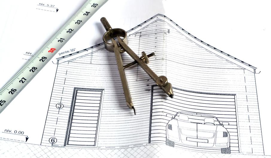faire construire un garage quel budget blog. Black Bedroom Furniture Sets. Home Design Ideas