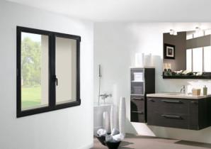 La fenêtre en aluminium cumule les avantages !